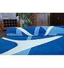 Ковер FOCUS - F241 100x200 см голубой, фото 5