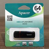 Флешка Apacer 64GB USB 2.0 (AP64GAH333B-1)