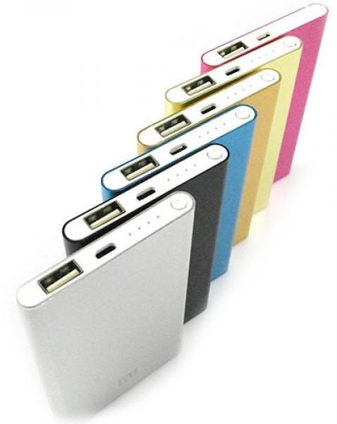Распродажа!! Павер банк Power Bank Xiaomi Slim 12800 mAh, ультратонкий