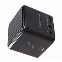 Портативная колонка Music Angel JH-MD07U - MicroSD, USB, MP3, FM. Реплика.