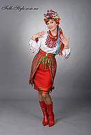 12561c8ba6aaef Вишиті жіночі костюми в Украине. Сравнить цены, купить ...