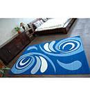 Ковер FOCUS - 8695 120x170 см голубой, фото 3