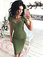 6d9bc54adc7 Женское Силуэтное Платье — в Категории