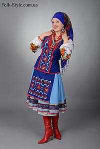 Український національний костюм №50(44-56р.)  продажа 25e58090e77e9