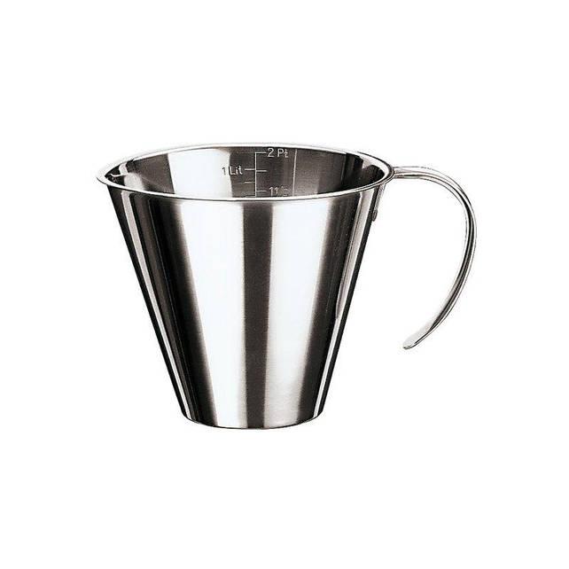 Мерный стакан 100 мл. нержавеющая сталь Paderno