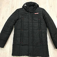 Куртка мужская зимняя Columbia  / черная , фото 1