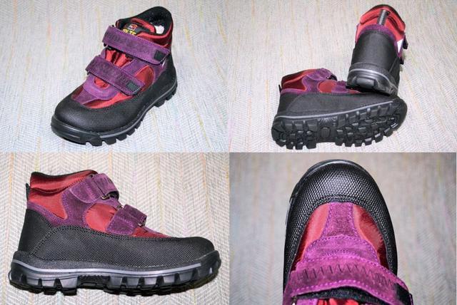 Зимние мембранные ботинки, Tofino фото
