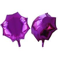 """Фольгированный шар """"Цветок """", 45х45см. Воздушные шарики оптом. , фото 1"""