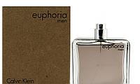 Тестер Calvin Klein Euphoria for men EDTТ  Лицензия Голландия 100% копия Оригинала