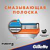 Gillette Fusion 16 шт. + гель для бритья Fusion Proglide gel оригинал Германия, фото 5