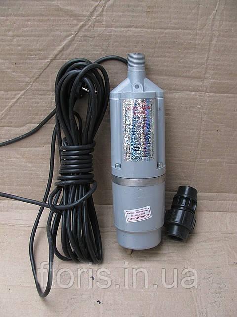 Электронасос бытовой БВ-0,16-30-У5 Цвиркун с нижним забором воды