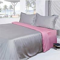 Двоспальне постільна білизна з бамбука 215х175