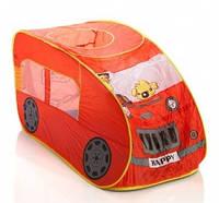 Палатка детская Машина 8062