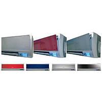 Midea MSV1- HRDN1 HB, VERTU, DC Inverter R 410, Сменная цветная панель 12000 Btu (возможные цвета -  зеркальный, серебристый), фото 1