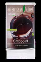 Коктейль Шоколад Энержди Диет Energy Diet HD банка NL похудение и диета без голода заменитель питания Франция