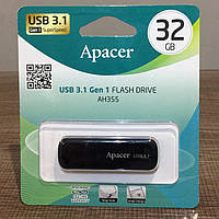 Флешка Apacer 32GB USB 3.1 (AP32GAH355B-1)