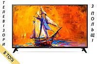 Телевизор LG_49UK6200 Smart TV 4K/UHD 1500Hz T2 S2 из Польши 2018 год