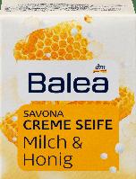 Тверде мило Balea Мед&Молоко,150гр.