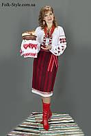 Український національний жіночий костюм №78(44-58р.)