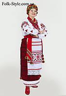 Український національний жіночий костюм №52(44-58р.)