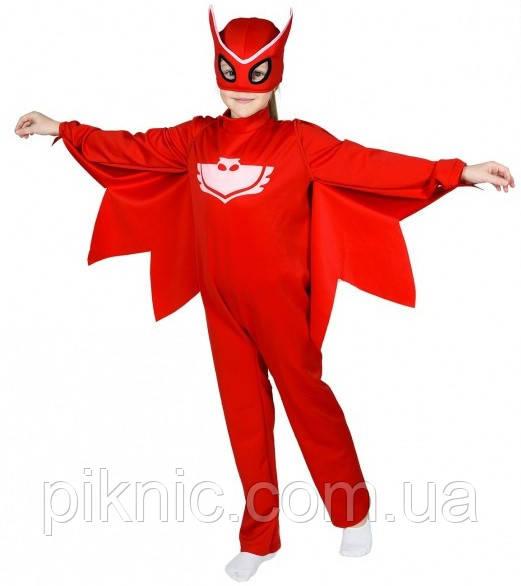 Детский костюм Алетт Герои в масках для девочек 6,7,8 лет. Карнавальный, новогодний, современный