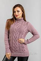 Купить свитер в интернете недорого, недорогие женские кофты, кофта купить Украина, размеры 44-50., фото 3