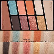 Тени для век Wet'n'wild Color Icon Eyeshadow 760 Not a basic peach, фото 3