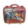 Набор инструментов Юный строитель 2064 в чемодане, 26 предметов