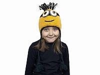 детские вязаные шапки в украине сравнить цены купить