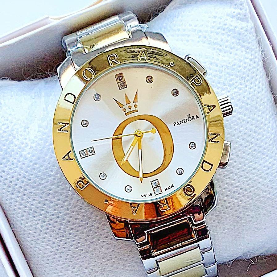 db365f27960e Часы Pandora с напылением золота (скидки для опта) - Интернет-магазин