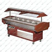 Салат-бар для горячих блюд GGM Gastro SBC210H6