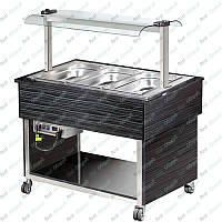 Салат-бар для горячих блюд GGM Gastro SBWC311