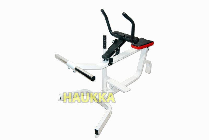 Икроножный тренажер HAUKKA (White). Голень машина