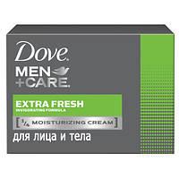 Dove мыло кремовое Men Care Extra fresh 90 мл