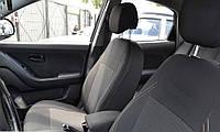 Автомобильные чехлы в салон VOLKSWAGEN CRAFTER  1+1   2006г… 2подголовника;4передних подлокотника