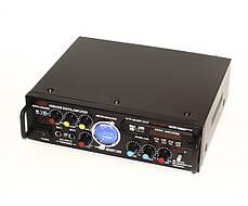 Усилитель звука UKC AV-339B Bluetooth, фото 2