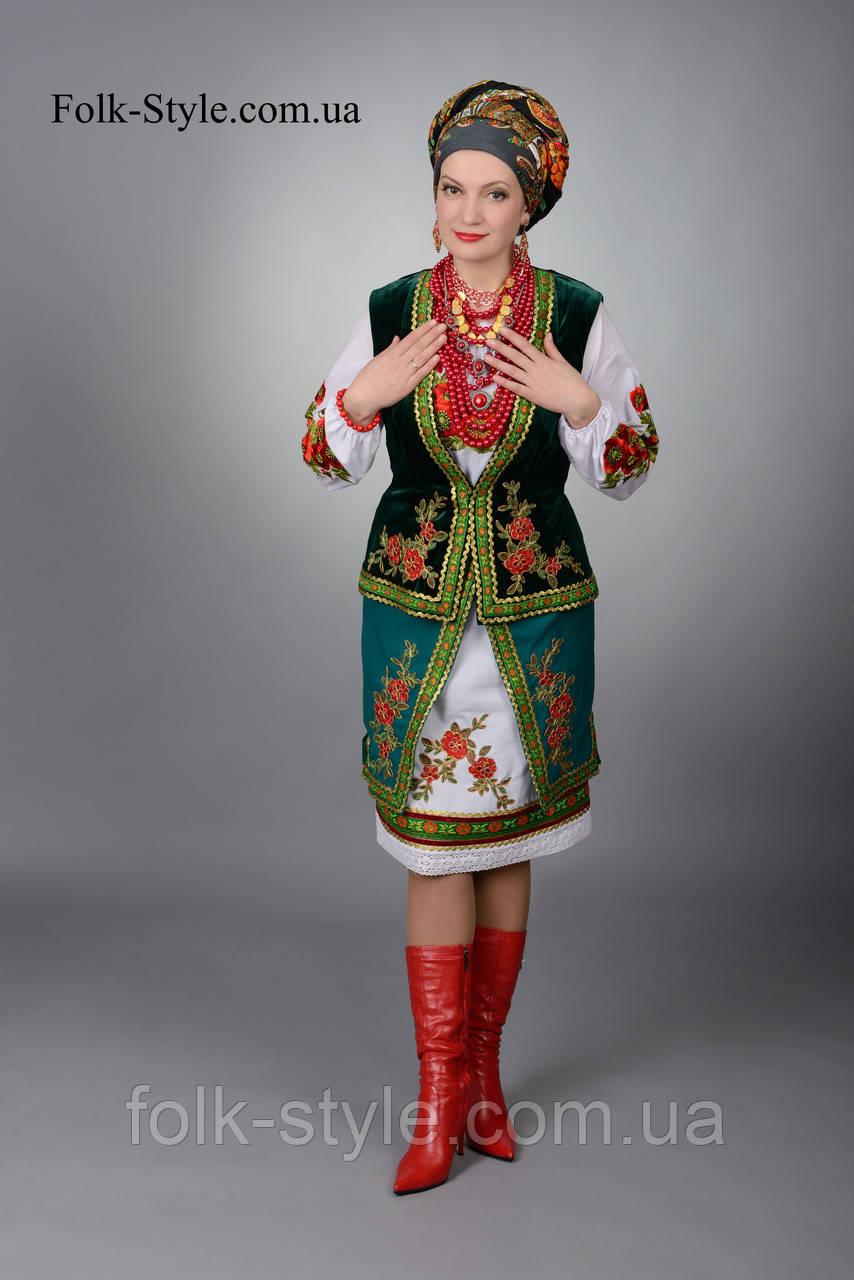 Український національний костюм №51(44-56р.)  продажа 53dab4766af50