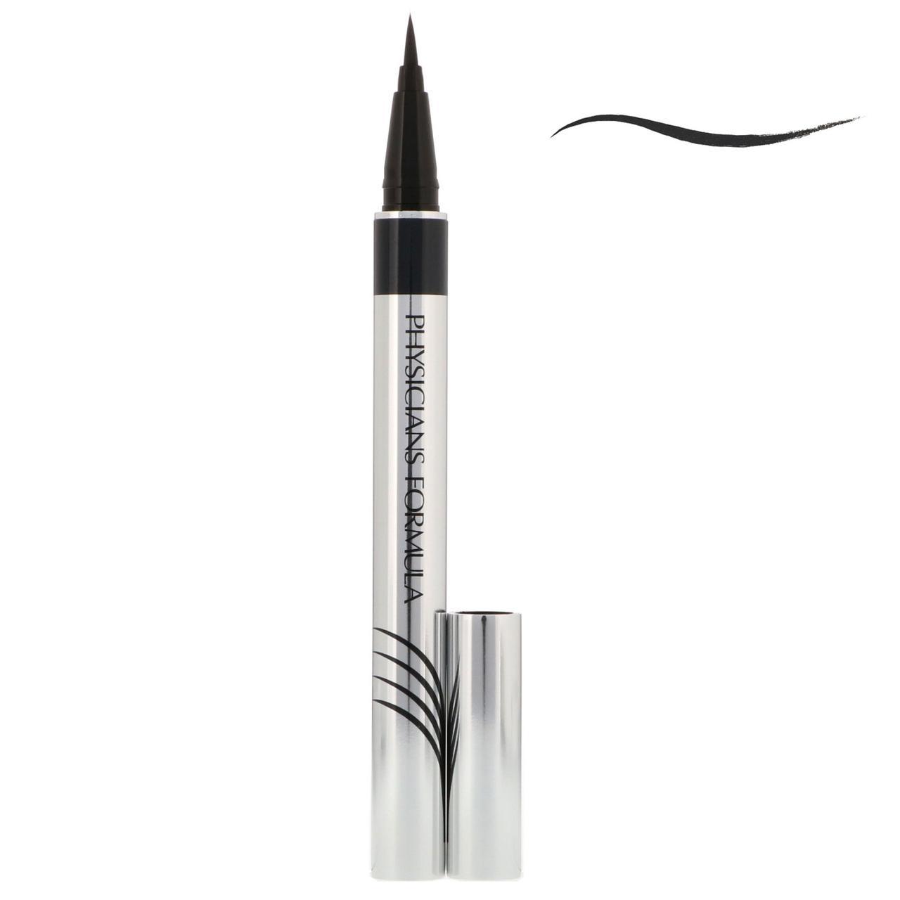 Подводка Physicians Formula Eye Booster 2-in-1 Lash Boosting Eyeliner + Serum Черная