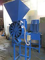 Дробилка зерна 600кг/ч