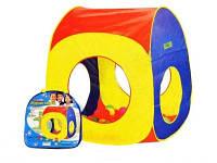 Детская игровая палатка 8080 Домик, фото 1