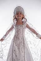 Карнавальный костюм Зима , Снежная королева