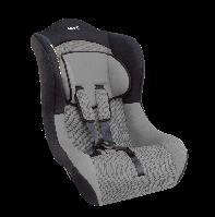 """Детское автомобильное кресло  SIGER """"TOTEM"""" серый, 0-4 ЛЕТ, до 18 КГ, группа 0+/1"""