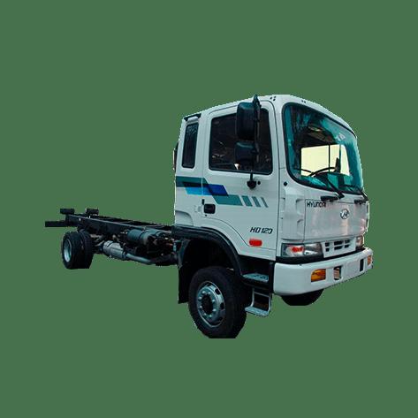 HYUNDAI - HD120 4WD, фото 2