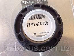 Сальник коленвала (передний) на Рено Трафик 2006-> 2.0dCi — Renault (оригинал) - 7701476858