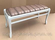 """Банкетка в коридор """"Гармония 70"""" без полок Fusion Furniture"""