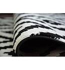 Ковер SKETCH 160x220 см - F998 белый черный -, фото 3