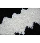 Ковер SKETCH 160x220 см - F998 белый черный -, фото 4