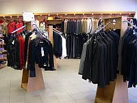 Мебель для магазинов одежды.  ТО-105