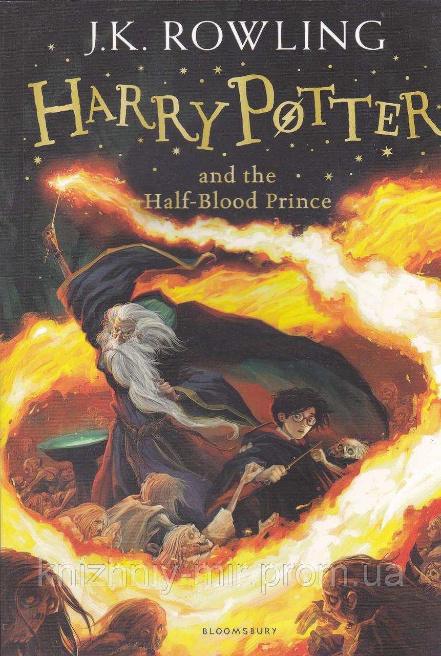 Harry Potter and the Half-Blood Prince Гарри Поттер и принц-полукровка