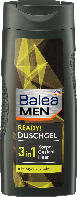 Гель для душу Balea Men 3in1,Ready, 300мл